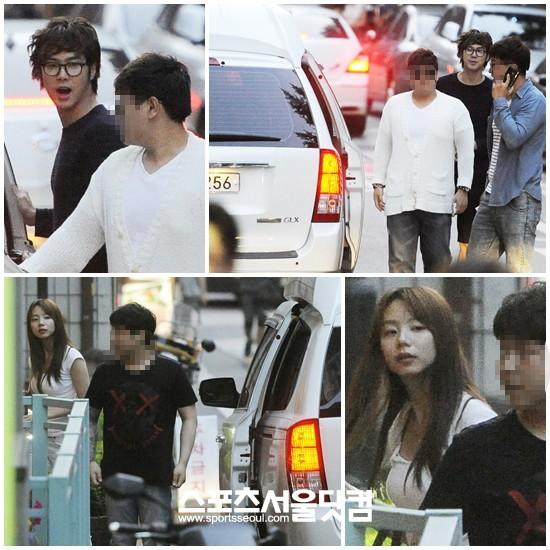 Yunho dan seohyun dating
