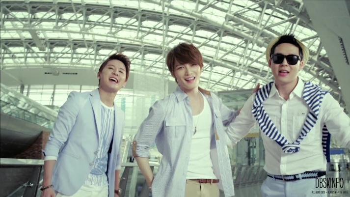 JYJ - Incheon Asiad Song 'Only One' MV 2nd Teaser 0070