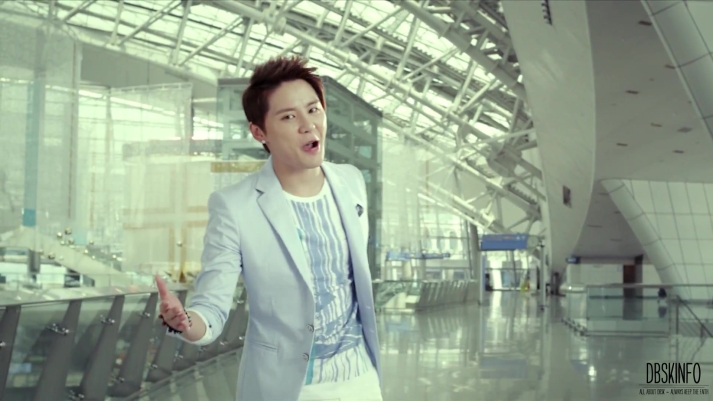 JYJ - Incheon Asiad Song 'Only One' MV 2nd Teaser 0358
