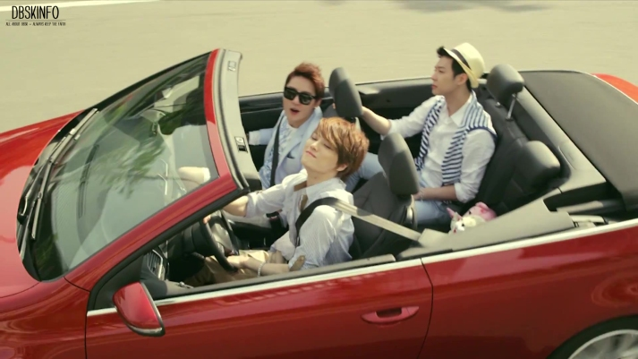 JYJ - Incheon Asiad Song 'Only One' MV 2nd Teaser 043