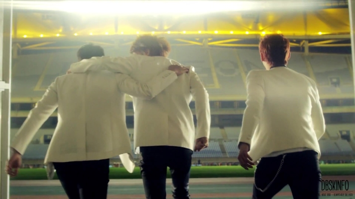 JYJ - Incheon Asiad Song 'Only One' MV 2nd Teaser 0648