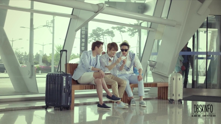 JYJ - 'Only One' M_V (2014 Incheon Asiad Song) 016