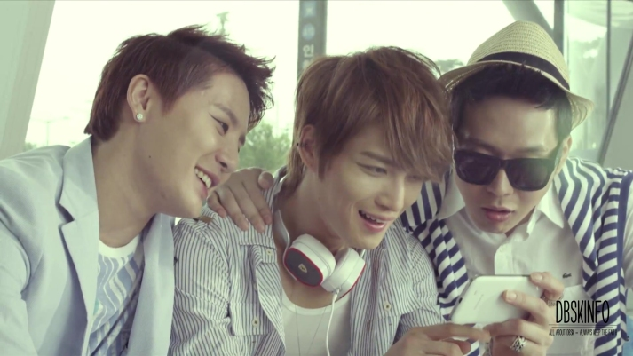 JYJ - 'Only One' M_V (2014 Incheon Asiad Song) 022