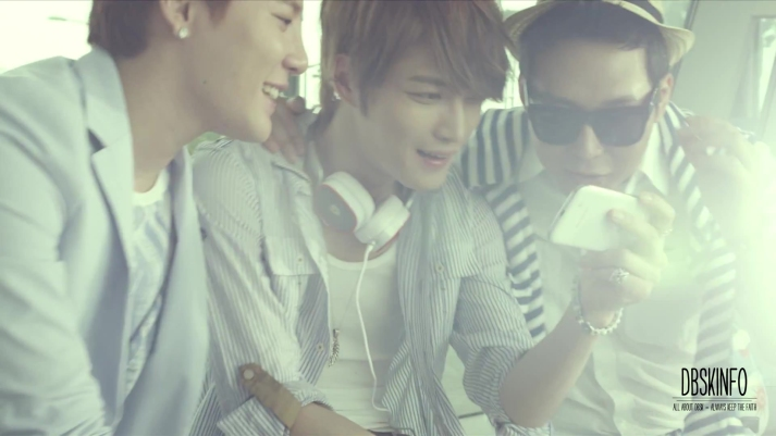 JYJ - 'Only One' M_V (2014 Incheon Asiad Song) 032