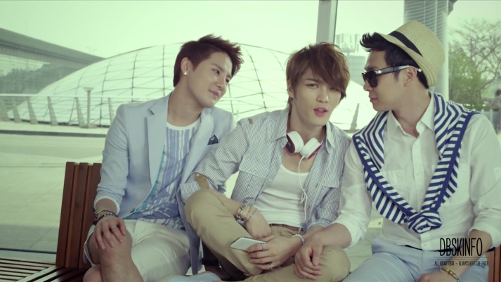 JYJ - 'Only One' M_V (2014 Incheon Asiad Song) 051