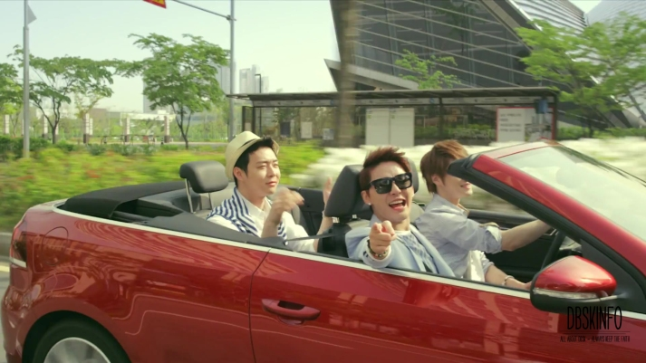 JYJ - 'Only One' M_V (2014 Incheon Asiad Song) 089
