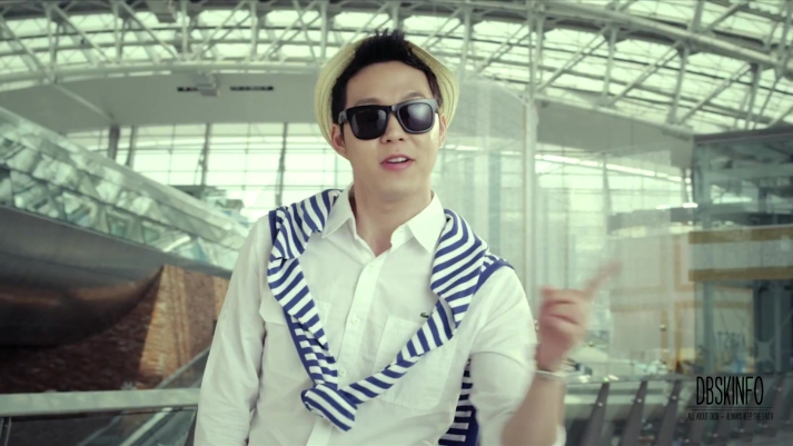 JYJ - 'Only One' M_V (2014 Incheon Asiad Song) 097