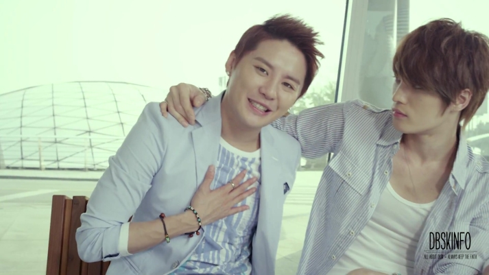 JYJ - 'Only One' M_V (2014 Incheon Asiad Song) 107