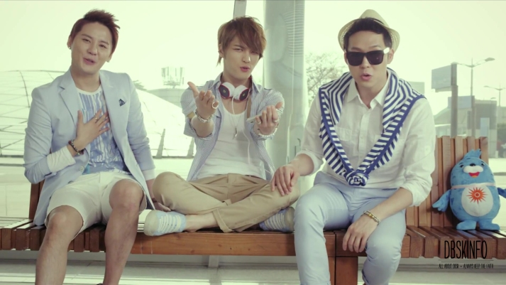 JYJ - 'Only One' M_V (2014 Incheon Asiad Song) 145