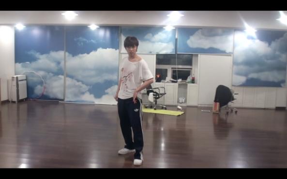 rehearsing-in-korea